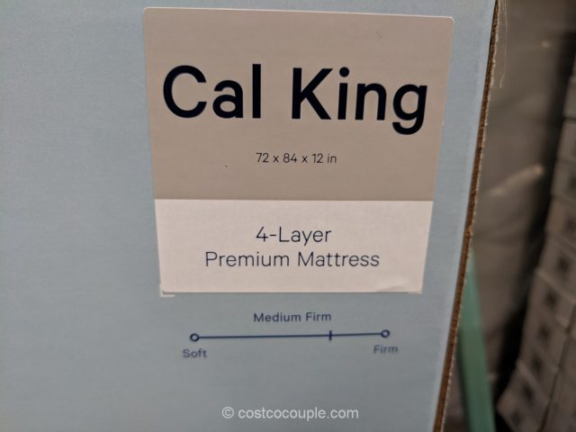 Casper Cal King Memory Foam Mattress
