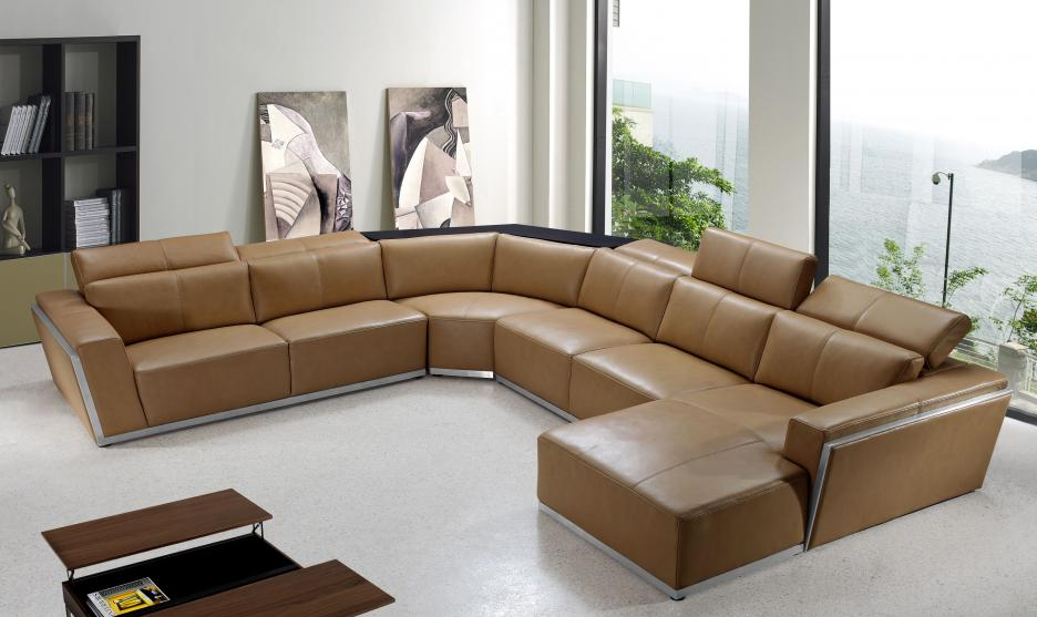 Small Modern Sectional Sofa