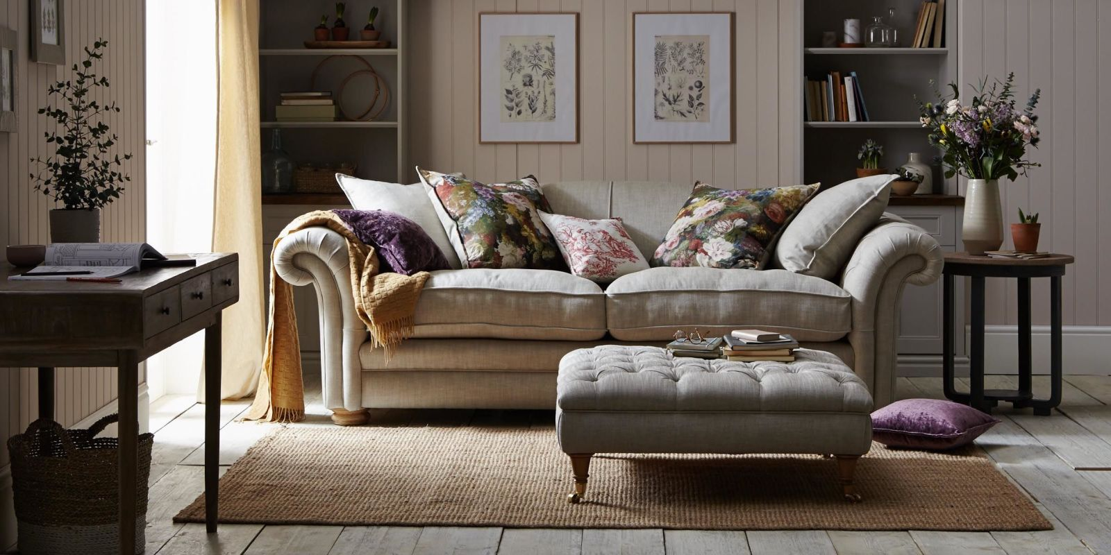 Home Decor Ideas Brown Couches