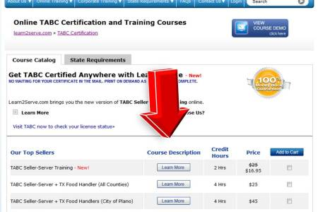 tabc certification test answers » Free Professional Resume ...
