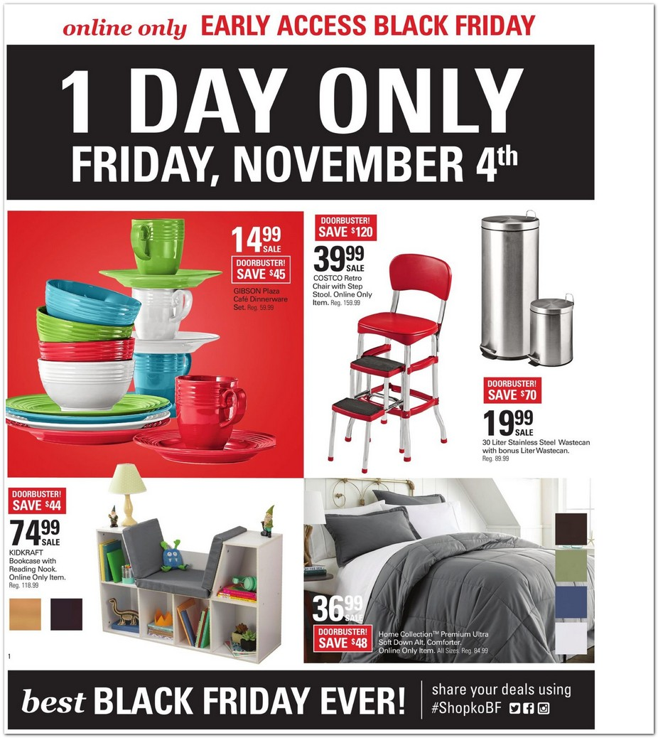 Shopko Black Friday Ads, Sales, and Deals 2015