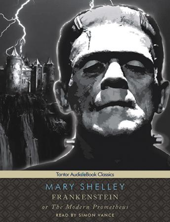 Listen to Frankenstein, or the Modern Prometheus [With ...