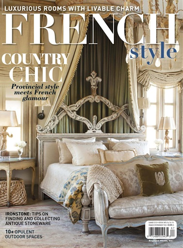 French Country Style Magazine Subscription