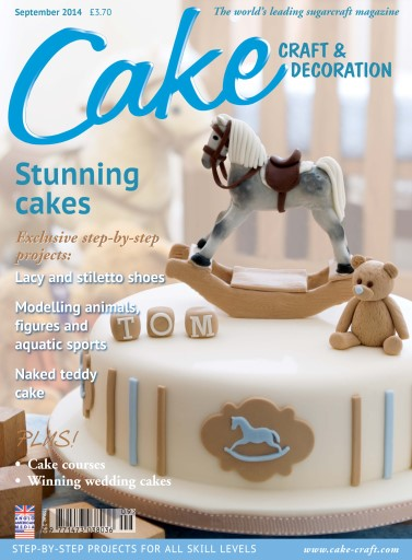 Cake Decoration   Sugarcraft Magazine   September 2014 Subscriptions     Title Cover Preview Cake Decoration   Sugarcraft Magazine Preview