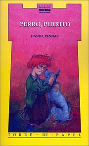 Daniel Pennac   Open Library Cover of  Perro Perrito