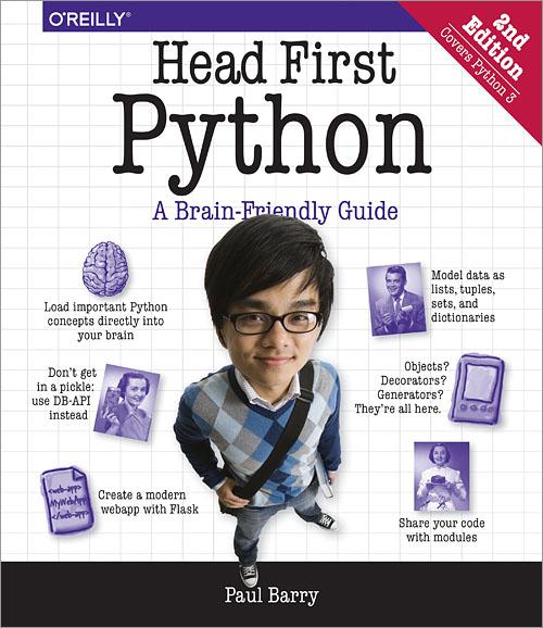 Head First Python, 2nd Edition - O'Reilly Media