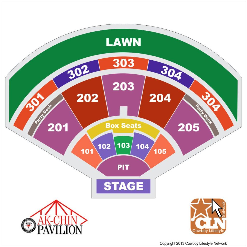 Gexa Energy Pavilion Seating Map land community college map on