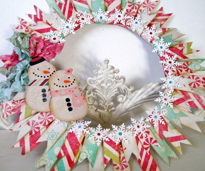 Noel Noel çelenk