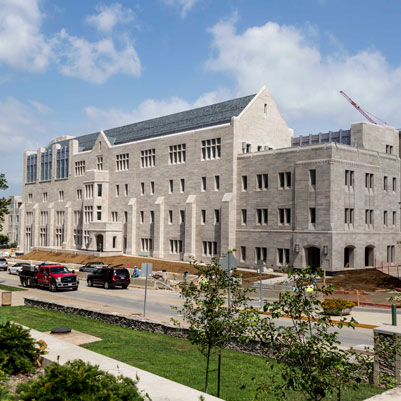 Kelley School Of Business Hodge Hall Renovation And