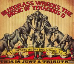 Bluegrass Wrecks the Music of Tenacious D: This Is Just a ...