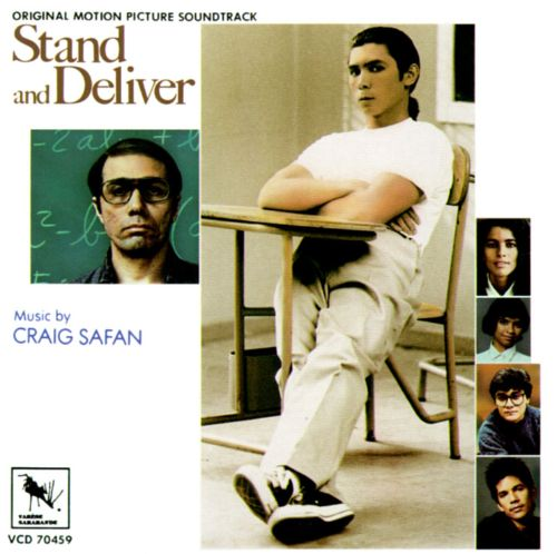 Stand and Deliver - Original Soundtrack | Songs, Reviews ...