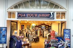 Airport Shops and Restaurants For Information call 800 327 1390 Before Security   The place to find premier golf apparel  accessories   memorabilia and much more  Experience one of Savannah s premier golf shops