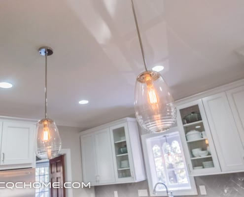 Traditional Kitchen Gets Light Bright And Airy Makeover