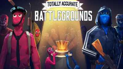 Totally Accurate Battlegrounds »FREE DOWNLOAD | CRACKED ...