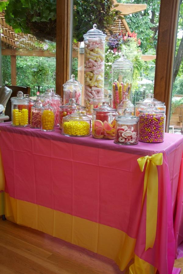 Candy Bar Ideas Parties
