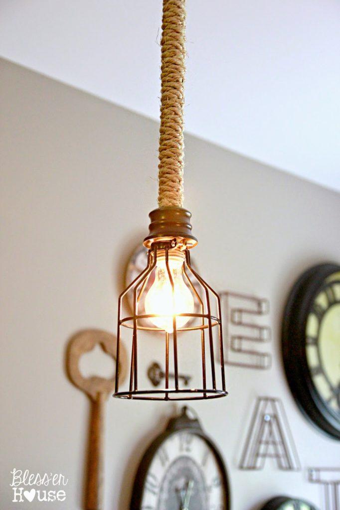 Farmhouse Style Pendant Lighting
