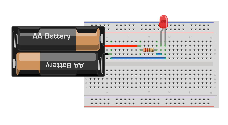 Camera Flash Circuit Schematic