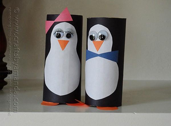 Winter Themed Crafts Kids