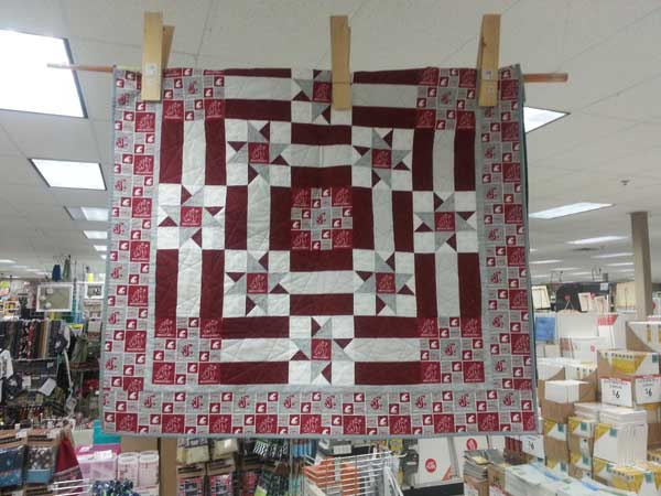 College Quilt Kits Craft Warehouse