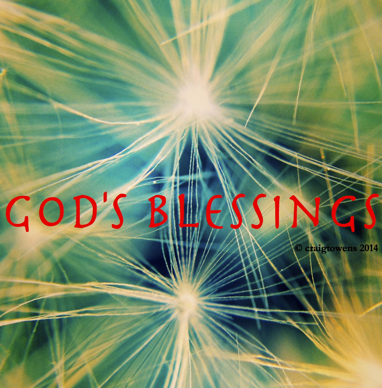 God's Blessings Aren't Primarily For You   Craig T. Owens