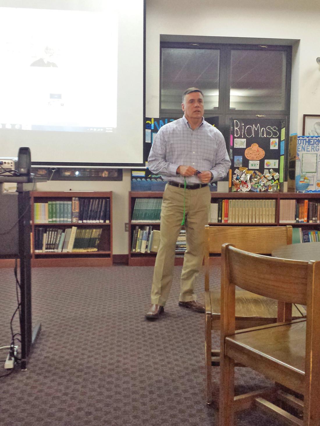 CEAB discusses safety, scores, spending | Cranston Herald