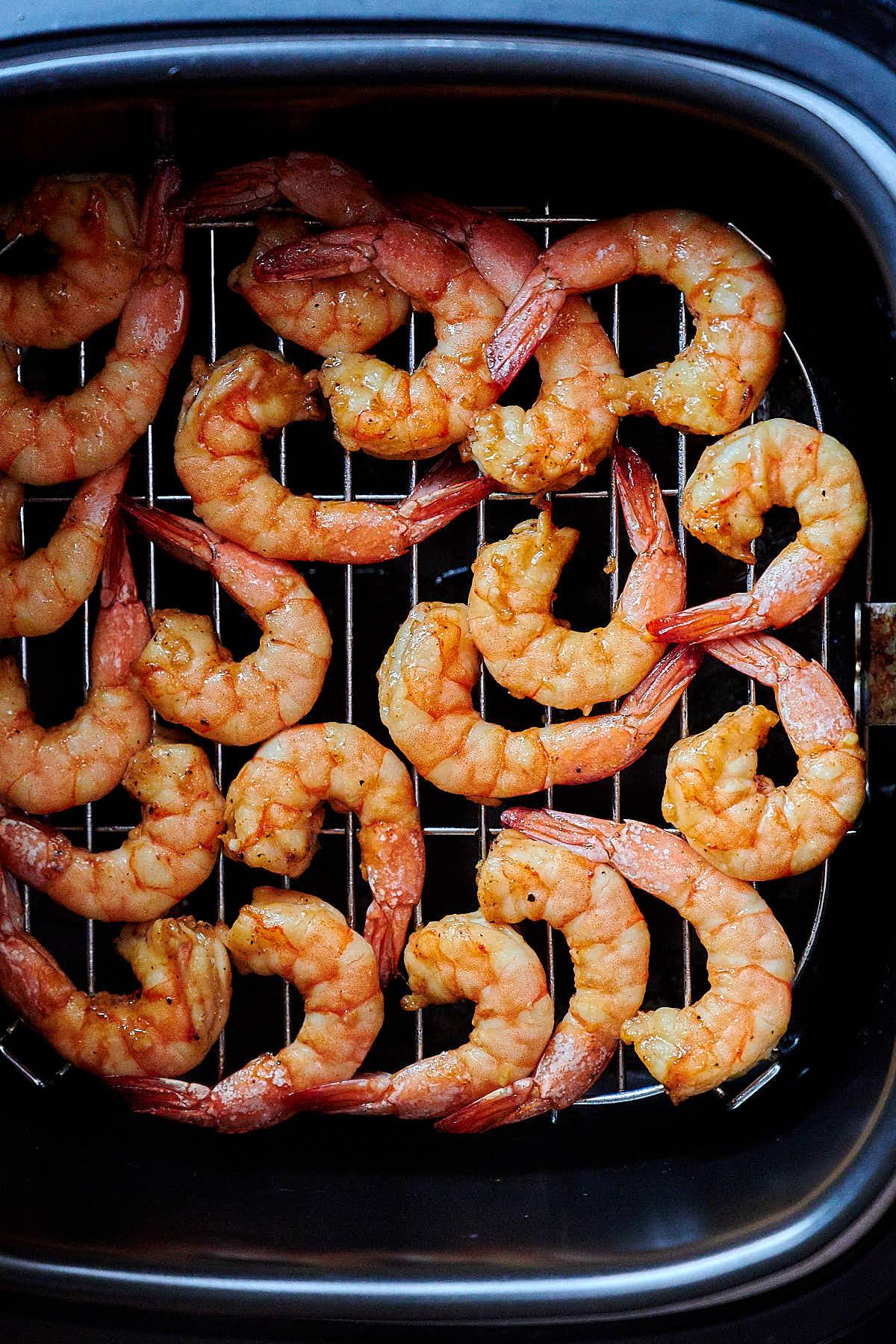 Air Fryer Shrimp Asian Inspired Craving Tasty