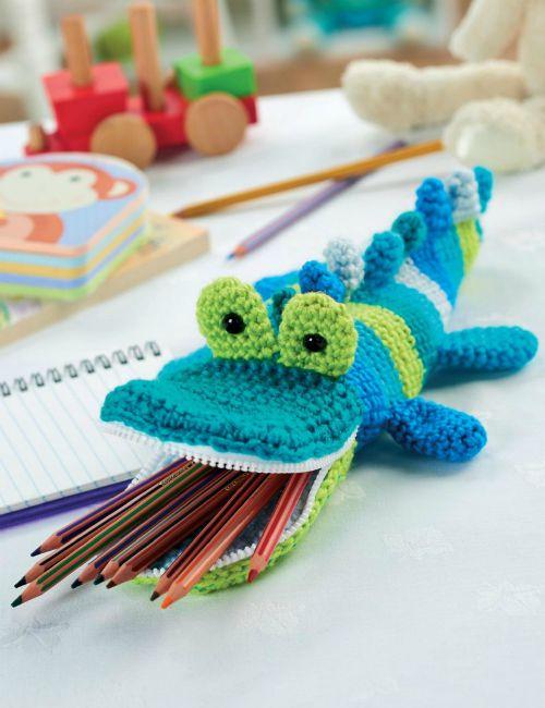 Crochet Cat Toy Patterns