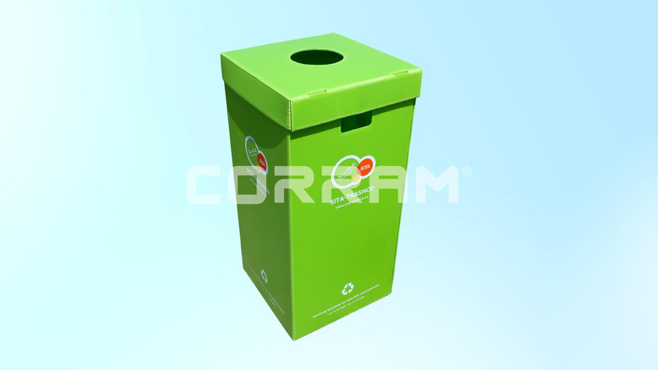 Can Custom Trash Wraps
