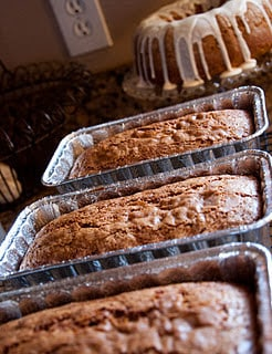 You'll fall in love with our delicious banana bread!   www.housewivesofriverton.com