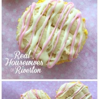 Strawberry Lemonade Cookie Recipe - housewivesofriverton.com