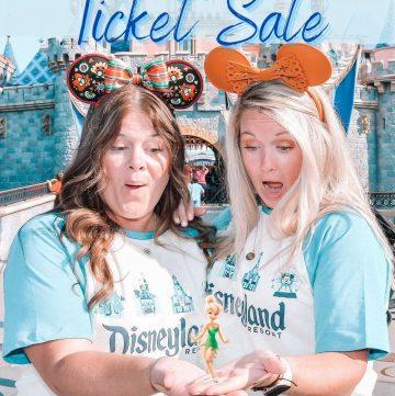 Disneyland Tickets Sale - Get Away Today