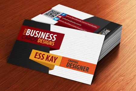 25 free Photoshop business card templates   Creative Nerds Creative Textured Business Card Design