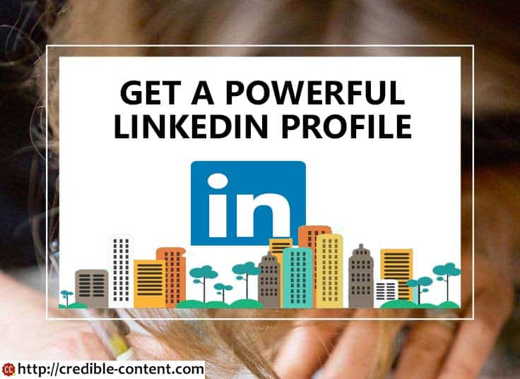 LinkedIn profile writing service for a professional LinkedIn profile LinkedIn profile writing service     image