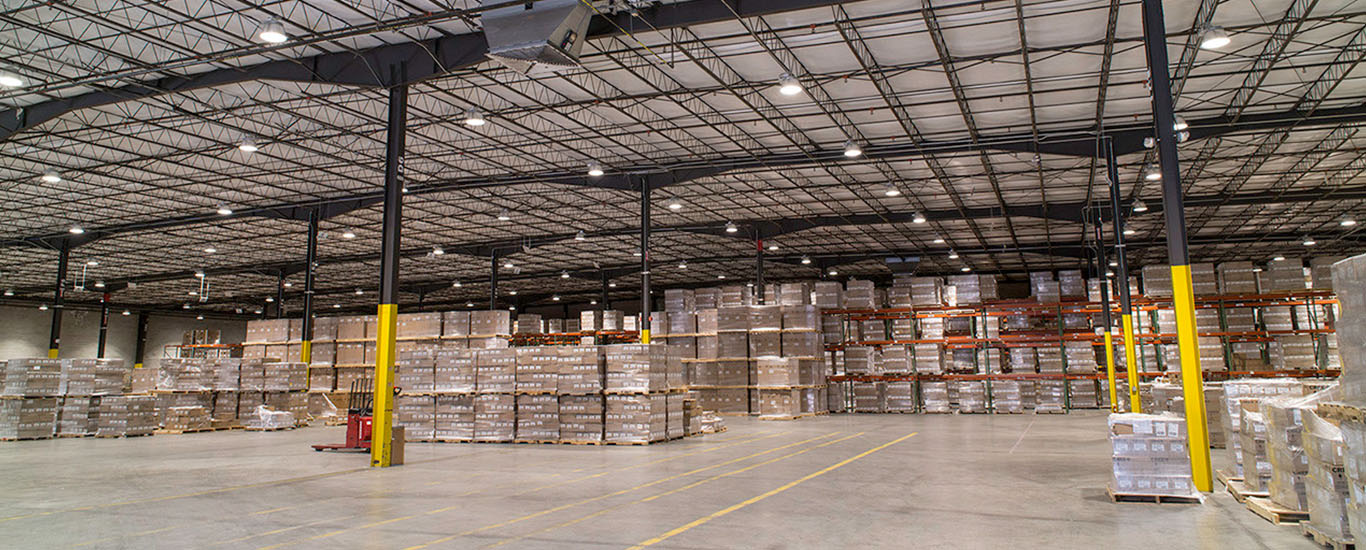 Led Industrial Lighting Solutions
