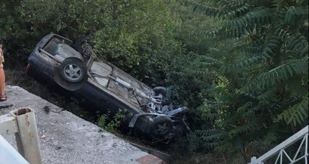 ДТП в Крыму: 21 августа. В одной из аварий пострадали семь человек - сошлись ВАЗ и Dodge