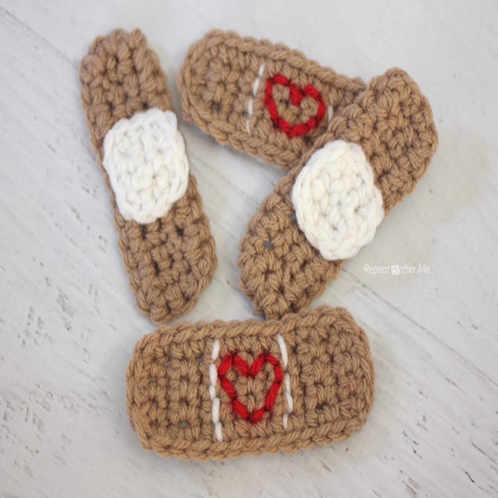 Yin Yang Crochet Pattern