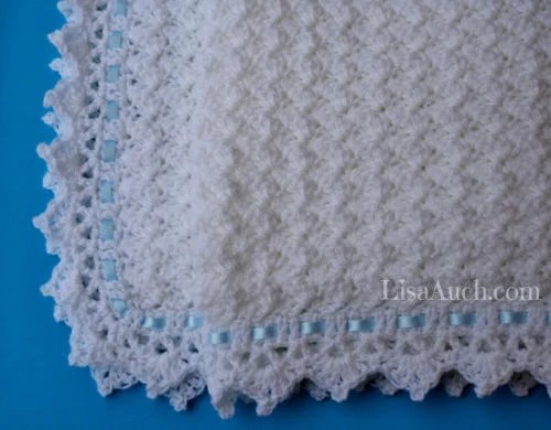 Simple Crochet Blanket Patterns Free