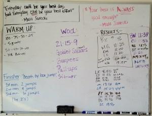 2 Hours Of Crossfit Nick Momrik S Crossfit Training