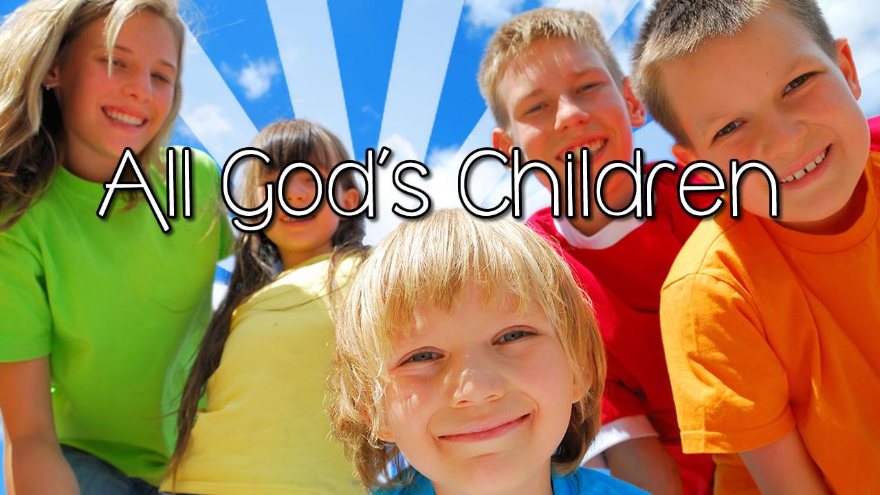 All God's Children – Jul 27, 2014 | Crosspoint Church Online