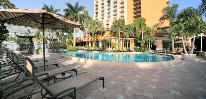 Hotels Close To Fll Cruise Port