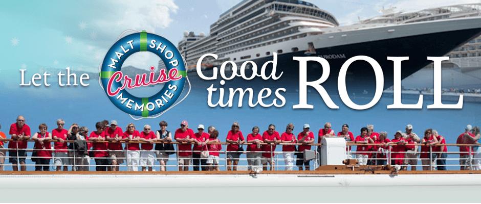 Malt Shop Memories Cruise 2017
