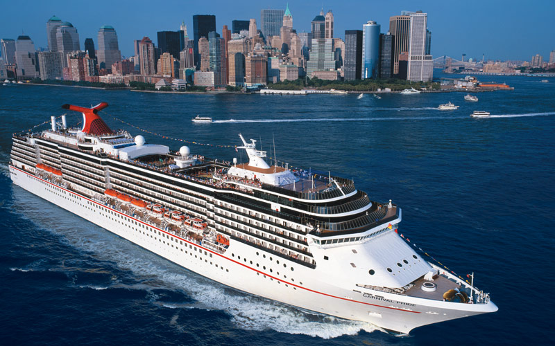 Carnival Pride Cruise Ship 2019 2020 And 2021 Carnival