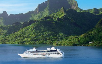 Pacific Princess Cruise Ship, 2017 and 2018 Pacific ...