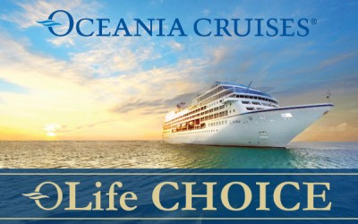 Oceania South Pacific Cruises, 2017 and 2018 Tahiti ...