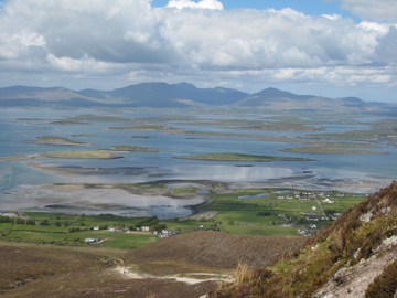 Clew Bay – Sailing in the Wake of Granuaille
