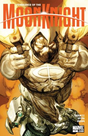 The Definitive Guide to Collecting Moon Knight Comic Books ...