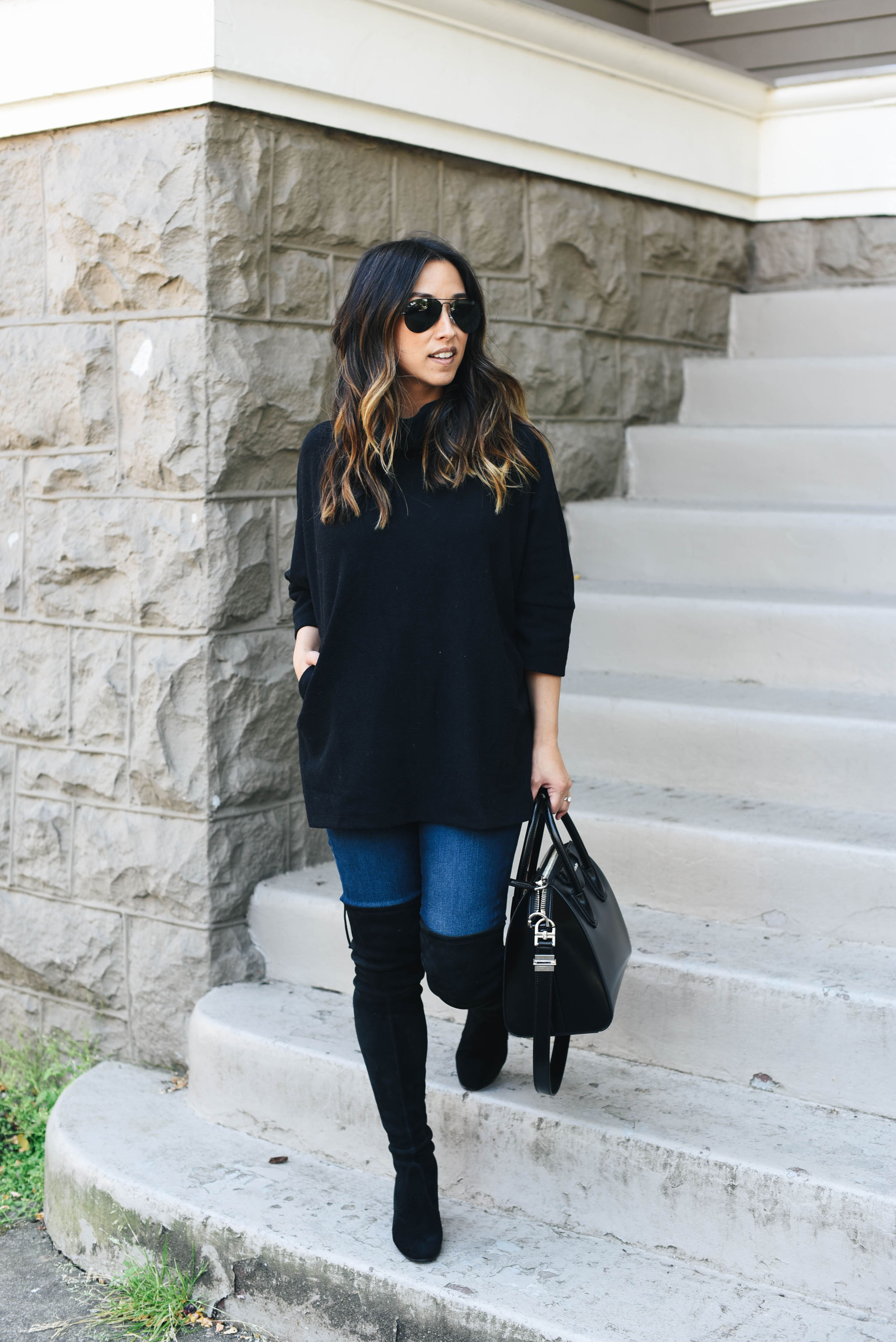 Your Guide to Buying and Styling Over The Knee Boots ...