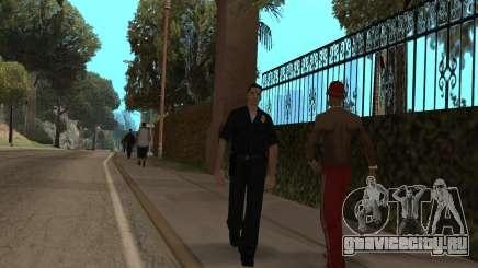 Polis di GTA SA