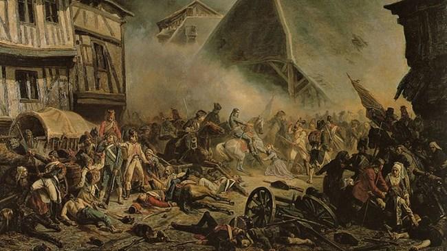 Vandyin viimeinen päivä: Kun puhdistamme kansan vastapuolen, historian, kapinan, vallankumouksen, sorron, talonpojat, sota, kylä, pitkä