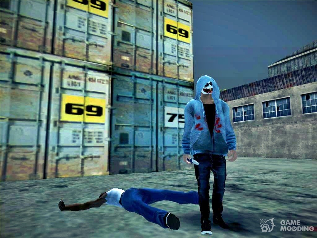 Killer L4d2 Jeff Mod